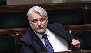 Francuska gospodarka nie ma startu do Polski? Internet obśmiewa słowa Witolda Waszczykowskiego