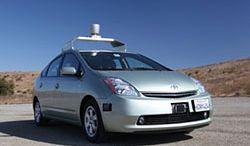 Samochód Google: może legalnie jeździć bez kierowcy