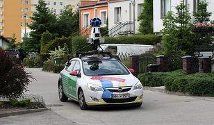 Samochód Google przyłapał się na gorącym uczynku na Islandii