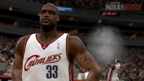 NBA 2K10 - Pierwszy obrazek