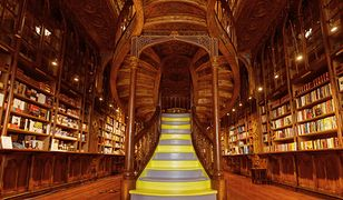 Porto. Słynna księgarnia Lello ma już 115 lat