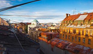 """Petersburg. Zabytki i atrakcje rosyjskiego """"okna"""" na Europę"""