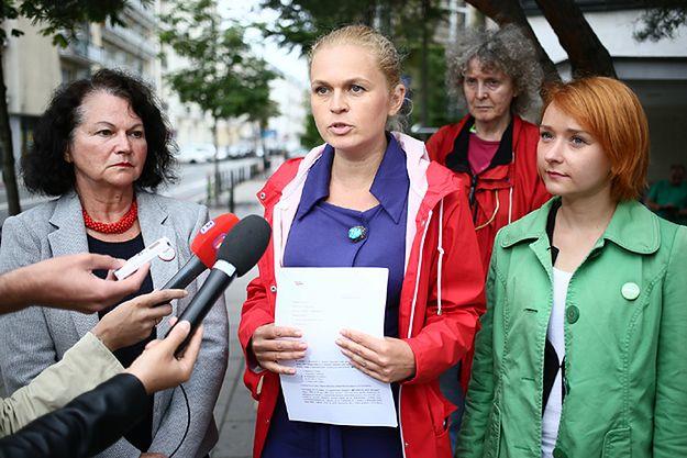 Ataki na osoby zbierające podpisy pod projektem ustawy liberalizującej przepisy aborcyjne