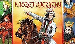 Kocham Polskę. Dzieje naszej ojczyzny. Kocham Polskę. Historia dla najmłodszych