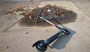 Gdynia. Wypadek na przejściu dla pieszych. Ucierpiał 81-latek