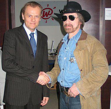 Chuck Norris wytacza proces za dowcipy o nim