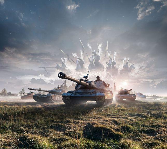 """Polskie czołgi w """"World of Tanks"""""""