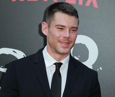 """""""Sense8"""": Brian J. Smith ujawnił, że jest homoseksualistą. Miał trudne dzieciństwo"""