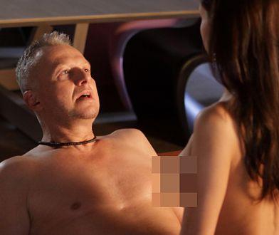 """Bogusław Linda w filmie """"Randka w ciemno"""" (2009)"""