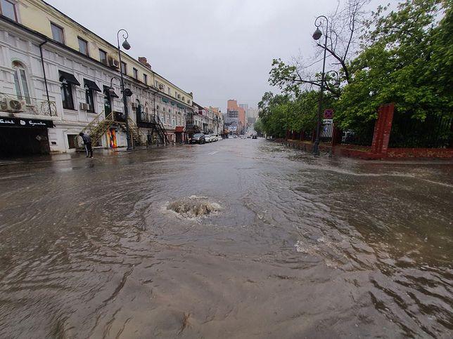 Rumunia od 22 czerwca już po raz kolejny doświadczyła poważnych szkód spowodowanych żywiołem