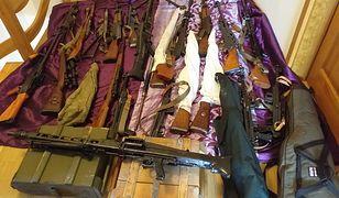 Akcja ABW. Rozbito grupę handlarzy bronią