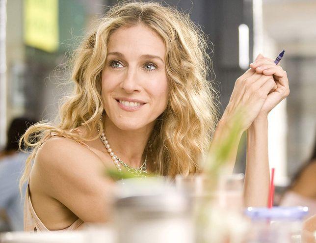 Rola Carrie przyniosła Sarah Jessice parker majątek i sławę