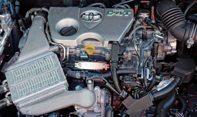 Toyota Auris: silniki
