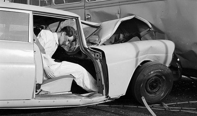 75 lat działu bezpieczeństwa Mercedes-Benz