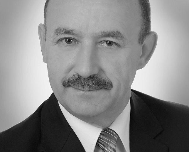 Kazimierz Węgrzyn nie żyje. Miał 63 lata