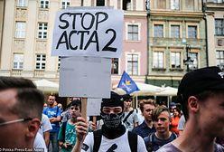 """Polska Wikipedia nie działa. To protest przeciwko """"Acta 2"""""""