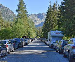 Oblężenie w Tatrach. Zdesperowani turyści zamieszczają takie ogłoszenia