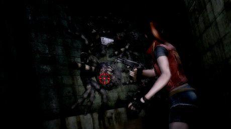 Galeria i rozgrywka z Resident Evil: Darkside Chronicles