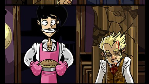 Penny Arcade Adventures: Episode Two dzisiaj na amerykańskim PS Store