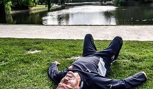 Donald Tusk pierwsze zdjęcie na Instagramie opublikował 22 kwietnia