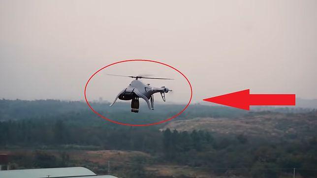 Blowfish A3 - zabójczy chiński dron, który działa autonomicznie.