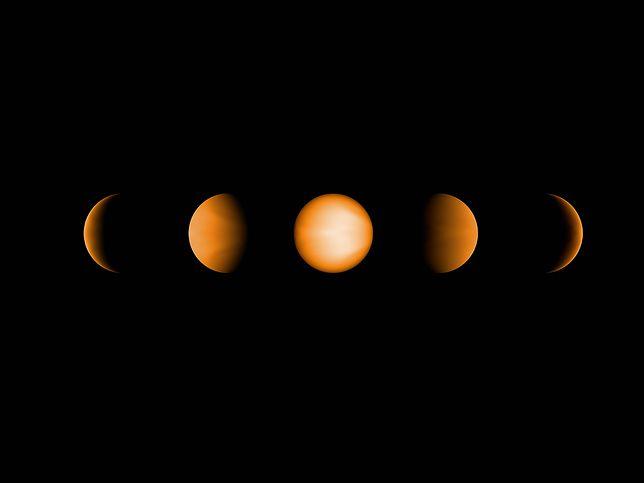 Ultra gorąca egzoplaneta, na której woda rozrywała by się na  cząsteczki.