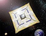 """Pierwszy na świecie kosmiczny """"żaglowiec"""""""