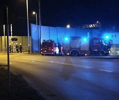 Wypadek na trasie Mosina-Czempiń. Pociąg śmiertelnie potrącił pieszego