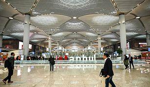 Megalotnisko w Stambule ruszyło pełną parą. Port może obsłużyć 90 mln pasażerów rocznie