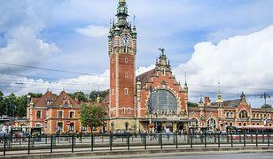 Gdańsk. Jeden z najpiękniejszych dworców w Polsce. Teraz będzie zachwycał jeszcze bardziej
