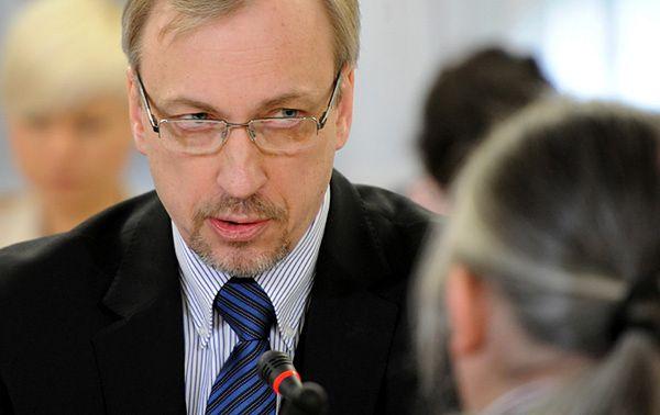 Minister kultury Bogdan Zdrojewski