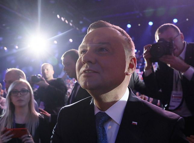 Czy ktoś jeszcze pamięta sobotnią konwencję wyborczą Andrzeja Dudy?