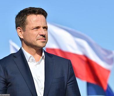 Rafał Trzaskowski na wiecu w Gdyni zapowiedział powstanie nowego ruchu społecznego