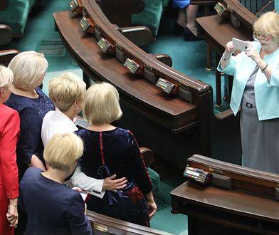 Wybory 2019. Liczba kobiet startujących i posłanek na Sejm