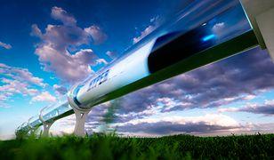 Hyperloop na zawsze zmieni oblicze podróży