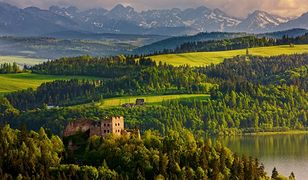 Najpiękniejsze ruiny w Polsce