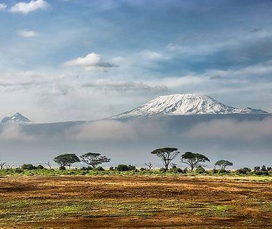 Kilimandżaro to Biały Dach Czarnego Lądu