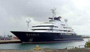 """Jacht """"The Octopus"""" został wystawiony na sprzedaż za równowartość 1,3 mld zł"""