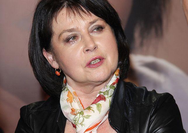 Elżbieta Jaworowicz skomentowała morderstwo w Rudniku