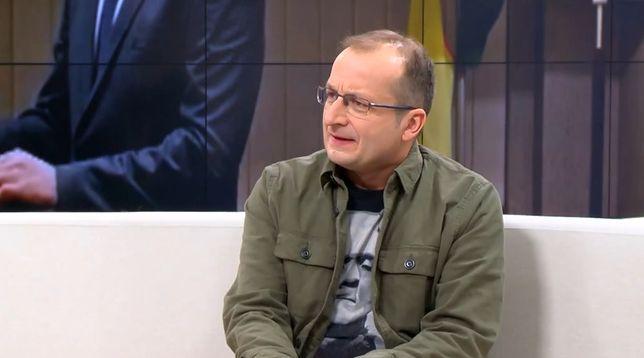 """#dzieńdobryPolsko: Robert Górski o nowym miniserialu """"Ucho prezesa"""""""