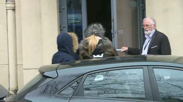 Dorota R. zatrzymana przez policję. Jest oświadczenie jej byłego partnera