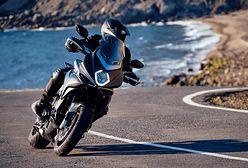 W ciągu doby pokona na motocyklu MV Agusta Turismo Veloce 2000 km przez 11 państw