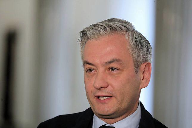 Rober Biedroń ostrzega PiS podczas debaty w Parlamencie Europejskim