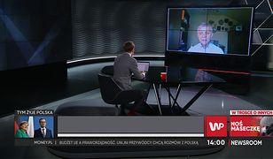 """Marek Belka: """"Polska nie jest państwem praworządnym"""""""