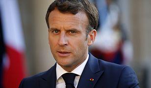 Francja. Spoliczkował Emmanuela Macrona. Czeka go więzienie