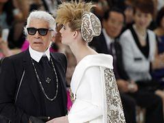 Karl Lagerfeld doczekał się lalki Barbie