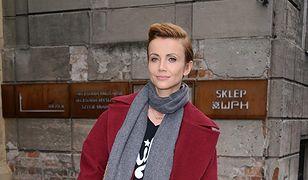 Kasia Zielińska w młodzieżowym stylu