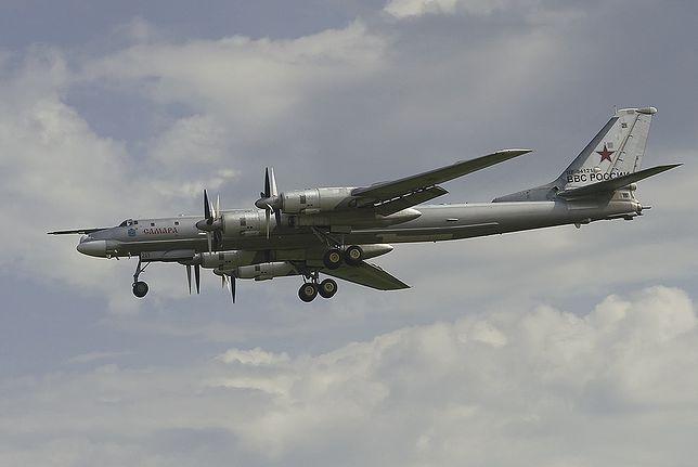 USA: amerykańskie myśliwce F-22 przechwyciły rosyjskie bombowce TU-95