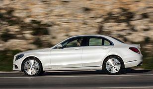 10. Mercedes-Benz Klasy C -  zarejestrowane 1024 egzemplarze