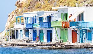 Nieodkryty sekret Grecji. Wyspa Milos
